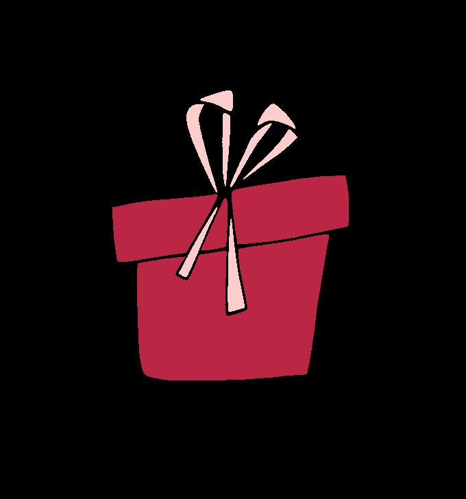 Maria und die Geschenke